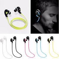 Bluetooth Wireless In-Ear Headset Stereo Sport Headphone Earphone Universal UK