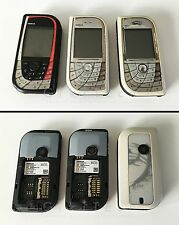 Nokia EU Spec - Job Lot/ N* 3 pcs / NOKIA 7610 RH-51 -  Fully working  -Tested