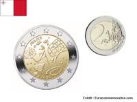 2 Euros Commémorative Malte 2020 Jeux / Games UNC