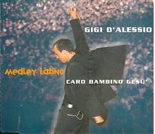 Gigi D'alessio: Medley Latino / Caro Gesù Bambino - CDs