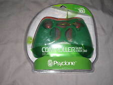 XBOX 360 Controller Skins Silicone Red Green Protect Gaming NEW!
