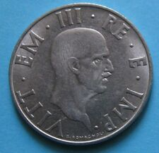 2 Lire Vittorio Emanuele III - 1940 XVIII - Roma