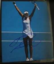 DANIELA HANTUCHOVA SIGNED AUTOGRAPH SEXY HOT BODY PHOTO