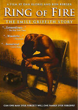 Ring Of Fire - The Emile Griffith Story (DVD, 2005) BRAND NEW! FACTORY SEALED!