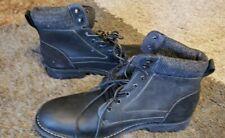 GBX Men's Gatto Boots Black Style 135351