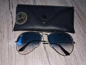 Ray Ban Sonnenbrille Aviator Large Metal RB 3025 Gr.58