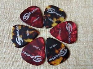 Plettri chitarra 1,5 mm per shred plettrata alternata velocissima...!!!