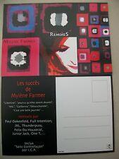 CART'COM de  MYLENE FARMER - REMIXES