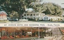 LAM(D) Ocala, FL - Mt. Vernon Motel (Exterior - Signage) and Swimming Pool