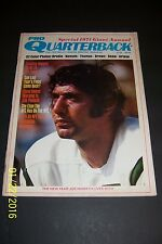 1971 Pro Quarterback NEW YORK Jets JOE NAMATH No Label NEW FEAR JOE LIVES WITH