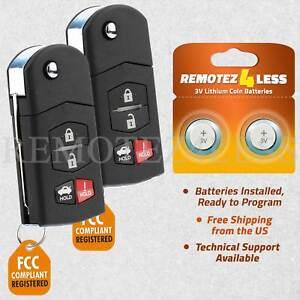 2006-2010 Mazda MX-5 Miata OUCG8D-335A-A Car Key Fob Keyless Entry Flip Remote fits 2004-2007 Mazda MP-V