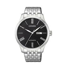 Citizen NH8350-59E Men Automatic Stainless Steel Analog Watch