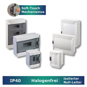 Sicherungskasten Verteilerkasten IP40 Unterverteilung 400V Aufputz Unterputz