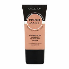 Collection Colour Match Foundation 6 Golden 30ml