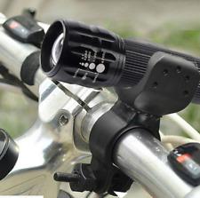 Fahrradlicht Cree 8000lm LED Radsport  Front Licht Taschenlampe+360 Halterung.