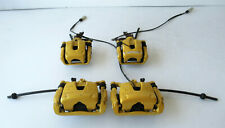 Genuine MINI Yellow Front & Rear Brake Calipers for R60 Countryman R61 Paceman