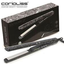 Corioliss C3 Silver Paisley hierro Plancha De Pelo Profesional Placas De Titanio