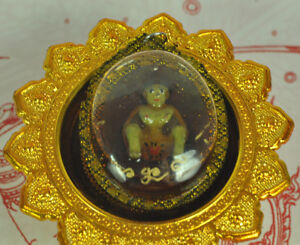 Top Thai Lady Amulet Love Charm Attract  Luck White Magic charming Oil Pendant