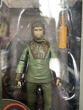 "+ NECA 2014 Series 1 Planet Of The Apes Cornelius 7"" Action Figure NIB *S"
