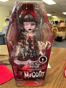"Living Dead Dolls   LTD. ED. RESURRECTION  X11  "" "" MAGGOT "" """