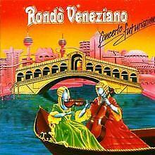 Concerto Futurissimo von Rondo Veneziano   CD   Zustand sehr gut