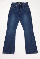 Crazy world jeans donna bootcut W30 tg 44 D38 zampa svasati vintage rdenim T2816
