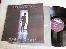 Lee Clayton – Naked Child Etichetta: Capitol Records – 3C 064 - 85880 - LP