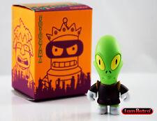 Kif - Futurama Series 2 Kidrobot 3 inch Vinyl Figure Brand New in Box