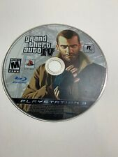 Grand Theft Auto Iv - Gta 4 (Playstation 3, Ps3, 2008) Disc Only Tested