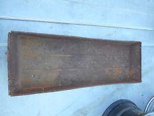 1932 Chevrolet coupe ? rumble floor pan ? body panel sheetmetal foot well