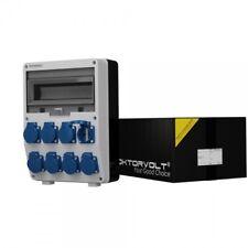Stromverteiler TD-S//FI 2x16A 2x230V IP65 Wandverteiler Baustromverteiler 2001