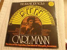 CARL MANN  SUN LP THE SUN STORY VOLUME  6 SEALED M-