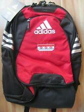 Geneva Soccer Club adidas Climaproof Stadium II Backpack Red Futbol