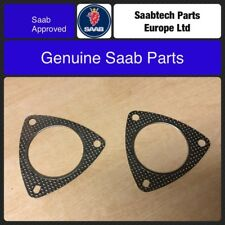 Genuine Saab  Front Flexi Pipe Gaskets. 55187592