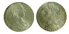 s62_21) AUSTRIA - Maria Teresa d'Austria  - Tallero 1780 Restrike Riconio Ar