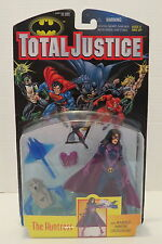 Batman Total Justice THE HUNTRESS 1997 Action Figure