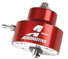 Aeromotive Rail Mount EFI Adjustable FPR Regulator for 86-93 Ford 5.0L 13103