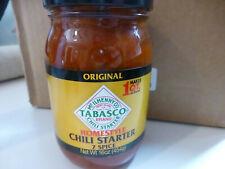 Tabasco Seven Spice Chili Starter 16 Oz (Pack of 6)