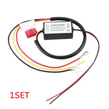 Car LED Daytime Running Light Automatic ON/OFF Controller Module DRL Relay Kits