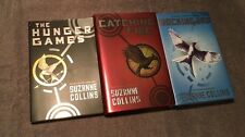 The Hunger Games Trilogy Book Lot Suzanne Collins
