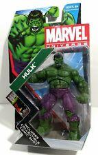 "New listing Marvel Universe Incredible Hulk 3.75"" Figure Series 4 #009 2012 Avengers New"