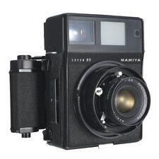 MAMIYA PRESS SUPER 23 FILM CAMERA W/ SEKOR 100mm F3.5 LENS 6X9 ROLL FILM BACK
