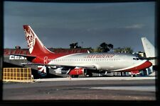 REPUBLIC AIR - B737-200 - ORIGINAL AIRCRAFT SLIDE ¡¡¡RARE !!!