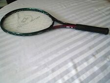 "Dunlop Power Plus Series Aluminium Oversize Tennis Racket 27"" Long"