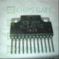 2PCS SANKEN SLA4010 ZIP-12 NPN Darlington With built-in
