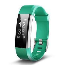 Smart Sport Watch Activity Fitness Tracker Bracelet w Heart Rate Pedometer Sleep