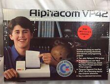 ALPHACOM VP42 64 PRINTER CARTRIDGE INTERFACE CABLE - FOR ATARI 400/800/1200 c64