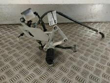 2016 Honda CBR 125 INJ (2011->) R/H Right Footrest Assembly