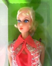 Vintage NRFB 1960's Mattel TNT Mod Blonde Talking Barbie Doll #1115 (Mute)
