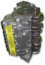 Reman 67-96 GM 5.7 Chevy 350 2 Bolt Long Block Engine